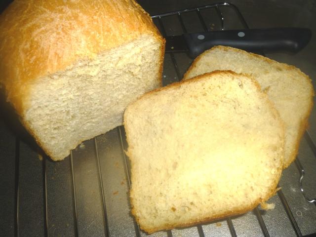 すりゴマ&きな粉食パン