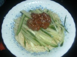 s-簡単ジャージャー麺