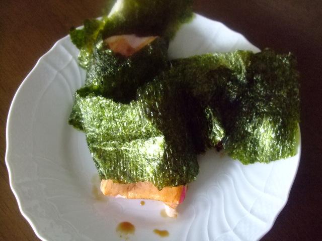 ごま風味☆焼餅