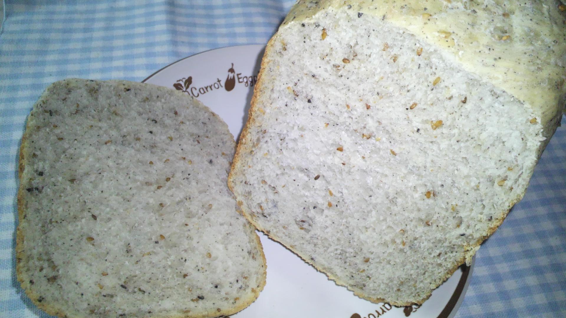 胡麻たっぷり食パン